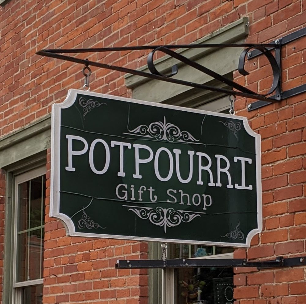 Potpourri - Gifts for the Home & Garden